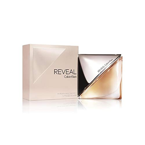 Calvin Klein Reveal femme / woman, Eau de Parfum, Vaporisateur / Spray 50 ml, 1er Pack (1 x 50 ml)