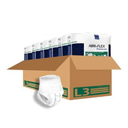 ABENA ABRI-FLEX PREMIUM AIRPLUS L3 - Caja de 6 bolsas de 14 protectores