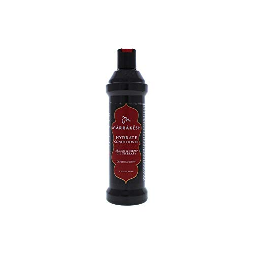 Feuchtigkeitsspendende Tagespflegespülung von Marrakesh Oil, Original 355ml