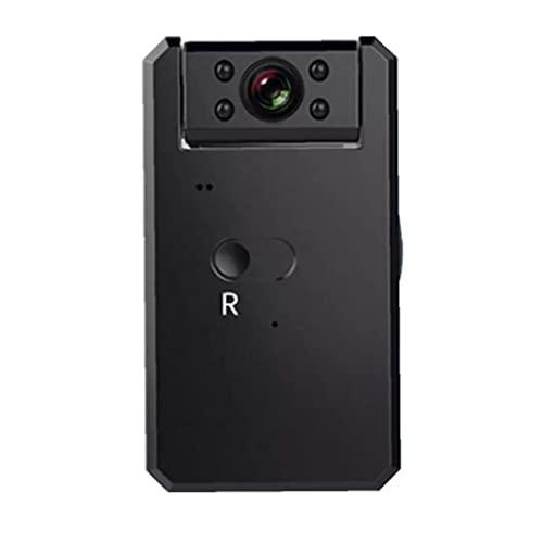 Mini cámara inalámbrica 4K WiFi HD Monitor de IP 1080P con visión nocturna para la seguridad del hogar, mini cam 4k