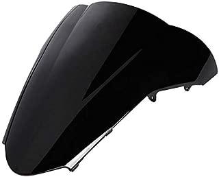 Motorcycle Windscreen Windshield Screen Dual Bubble For Honda VFR800 Interceptor 2002-2009