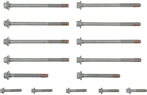 Engine Cylinder Head Bolt Set Packof2 Popular standard GS33380 Sales of SALE items from new works