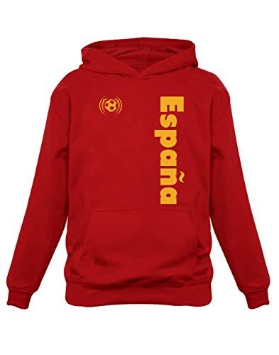 Green Turtle T-Shirts Sudadera con Capucha para niños - Apoya a la selección Española en el Mundial de Fútbol!