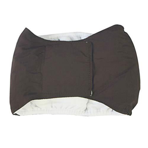 Fnsky Haustierwindeln, physiologische Hose für Hunde, Bauchband, Unterwäsche, Hygiene-Windel, Baumwolle für Haustiere