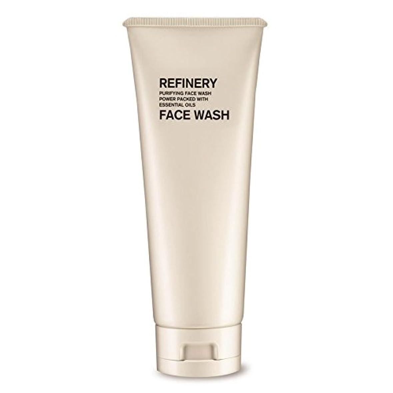 難民化学メディカル製油所洗顔の100ミリリットル x2 - The Refinery Face Wash 100ml (Pack of 2) [並行輸入品]