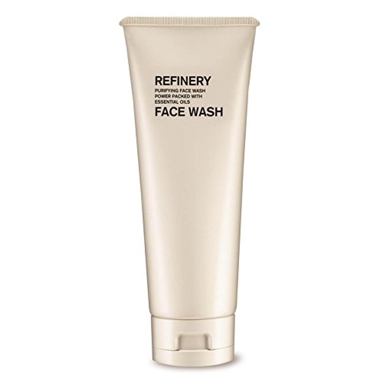 発行依存する爪The Refinery Face Wash 100ml - 製油所洗顔の100ミリリットル [並行輸入品]