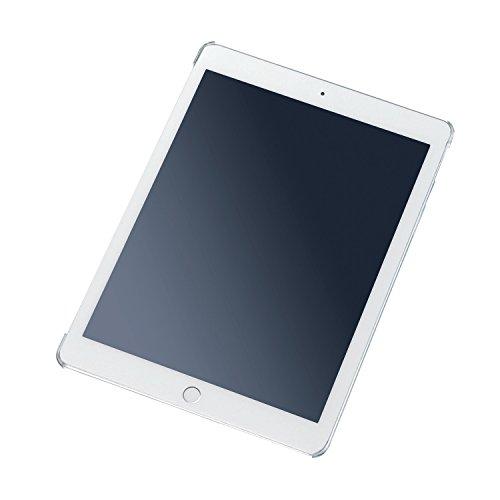 エレコムiPadAir10.5(2019)、iPadPro10.5(2017)ケースシェルカバースマートカバー対応クリアTB-A17PV2CRN