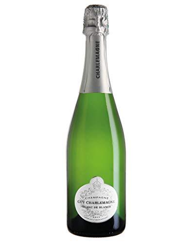 Champagne Grand Cru Le Mesnil-sur-Oger Brut Blanc de Blancs AOC Laurier 0,75 L