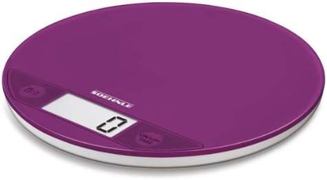 Soehnle Flip Store Digital Kitchen Purple Scale specialty shop