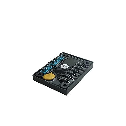 Regulador de generador Avr Regulador de voltaje Accesorios generadores de diésel E000-22016 Fase sin escobillas Compuesto Generador de excitación del generador de excitación Módulo de rectificador Acc