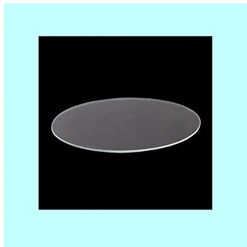 IUwnHceE Reloj Protectores De Pantalla Compatible Fósil Q Fundador Segunda Generación 2.5d Arco HR Vidrio Templado Bordes 9 (Frente De Cine) Y Exquisita Decoración Hermosa