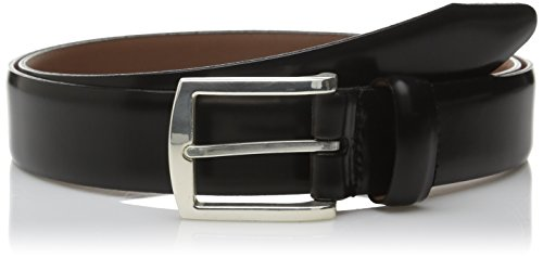Allen Edmonds Men's Midland Ave Belt, Black, 36