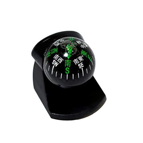 Wakauto Car Compass Automotive Compass Dashboard Compass for Auto Vehicle Car