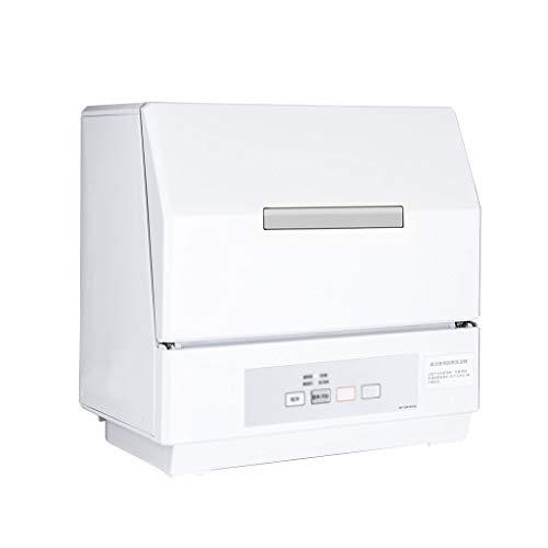 xinbao Mini-Spülmaschine, Geschirrspüler,Freistehend,30 cm Breit, 3 Programme, Weiß Geeignet Für Esszimmer Küche Wohnzimmer