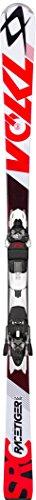 mächtig der welt VÖLKLRACE TIGER SRC, XMOTION 11.0 D-Mount Racecarver Salomcarver Ski (158 cm)