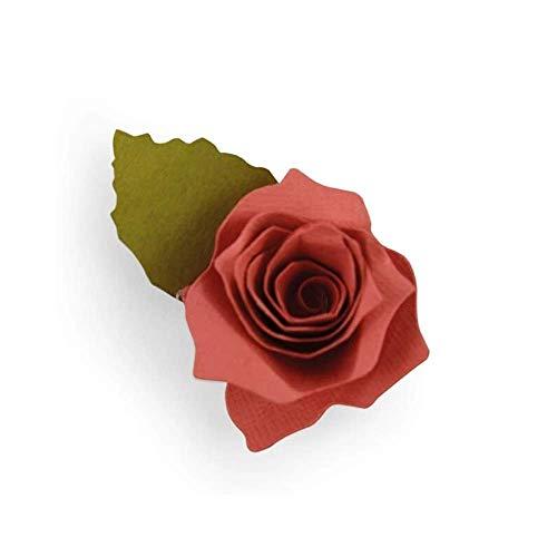 Sizzix Thinlits Fustella, 3-D Rose