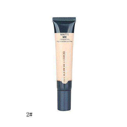 Beauty Glazed BB Crème Miracle Peau Parfaite Liquide Coussin BB Crème Anti-âge Flawless Foundation hydratant Concealer CC Crème-#02