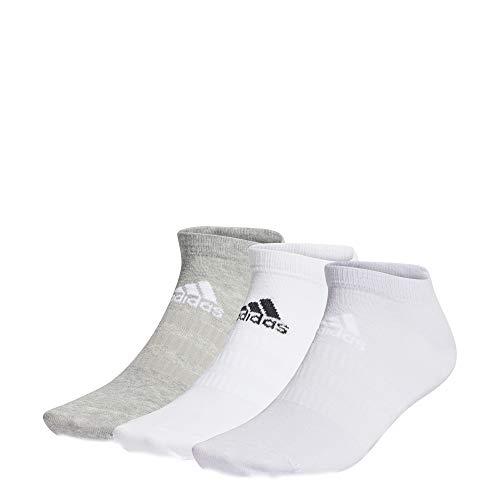 adidas Light Low 3PP Calcetines, Unisex Adulto, matpur/Brgrin/Blanco, XL