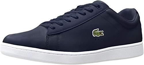 Lacoste Mens Carnaby Evo Bl 1 Sneaker, Navy, 12 M US