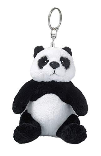 WWF - Porte-Clefs Peluche Panda - Hauteur 10 cm