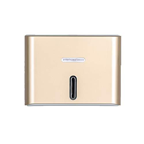 HaiShan ZYBZH Porta Carta igienica, Asciugamani di Carta Multipla Bagno WC Impermeabile Deposito di Carta igienica da Parete Punzonatura Senza Carta
