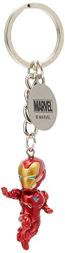 Grupo Erik Llavero Marvel: Los Vengadores - Llavero Capitana Marvel / Llavero Egg Attack - Producto con licencia oficial