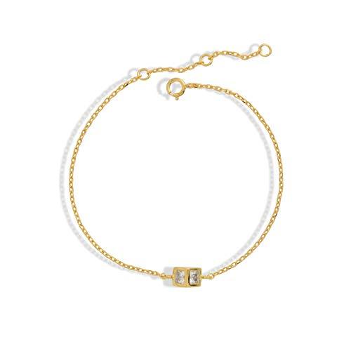 S925 Triángulo de plata Pendientes simples Collar de mujer Pulsera Joyería de moda