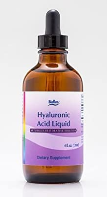 BioPure Hyaluronic Acid Liquid (4 fl oz)