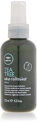 Paul Mitchell Tea Tree Wave Refresher Spray - Haar-Spray für Struktur und frische Definition, Styling-Spray bändigt das Haar und sorgt für Kämmbarkeit, 125 ml