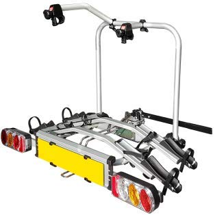 Fabbri Portabicicletas gancho remolque Tech-Elektro Pro