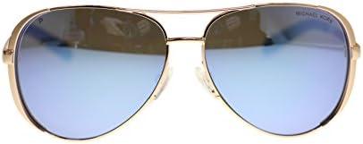 Rose gold mirror glasses