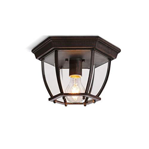 Kiki plafondlamp plafondlamp Retro Industrie Loft Nordic outdoor-plafondlamp vintage balkon Aisle buitenplafondlamp plafondlamp