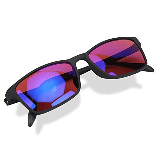Lentes correctivos para daltónicos Rojo Verde Ceguera Debilidad Mejora de la vista,...