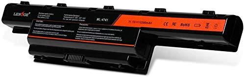 LENOGE AS10D31 AS10D51 AS10D3E AS10D41 AS10D73 AS10D81 Laptop Battery for Acer Aspire V3-571G V3-771 5742 5733 E1-571 5750 5750G 5742z 5755G V3-771G 7551 5740 V3-571 4741 TravelMate P253-M 5200mAh