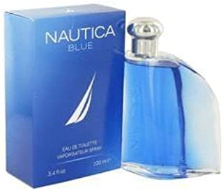 NAUTICA BLUE by Nautica Eau De Toilette Spray 3.4 oz / 100 ml for Men by Nautica