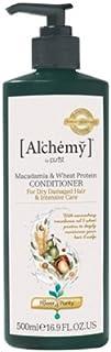 【Al'chemy(alchemy)】アルケミー マカダミア&ホイート(小麦) コンディショナー(Macadamia & Wheat Protein Conditioner)(ドライ髪用)500ml