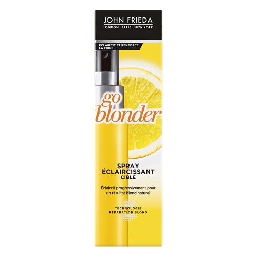 John Frieda Sheer Blonde Spray Aclarante para Objetivos de Go Ruder - 100 ml