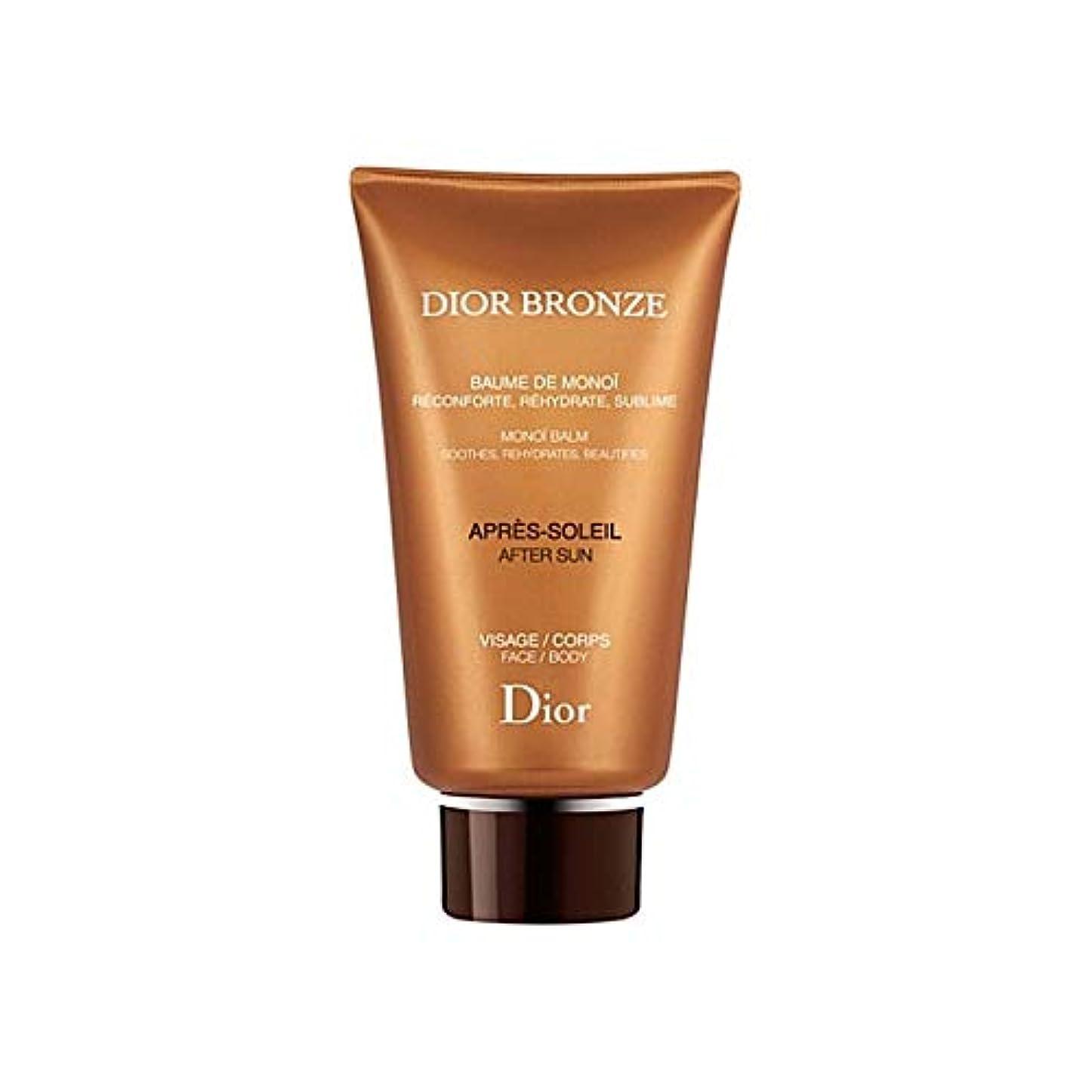 パネル愛撫まさに[Dior ] フェイス&ボディ150ミリリットルのためのディオールディオールブロンズアフターサンバーム - Dior Dior Bronze After-Sun Balm For Face & Body 150ml [並行輸入品]
