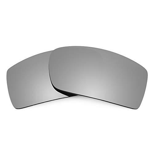 Revant Lentes de Repuesto Compatibles con Gafas de Sol Electric EC-DC, Polarizados, Elite Titanio MirrorShield