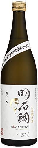 Akashi Sake Brewery Daiginjo Genshu 17%vol (1 x 0.72 l)