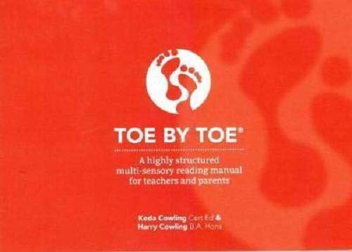 Toe by Toe: Highly Structured Multi-sensory Reading Manual for Teachers