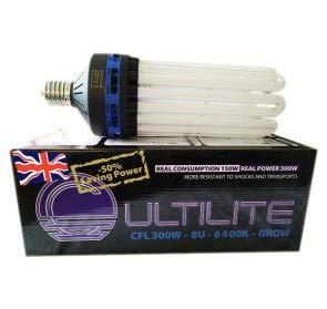 CULTILITE CFL BLACK SERIES 300W GROW 6400K