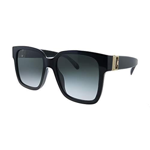 Gafas de Sol Givenchy GV 7141/G/S BLACK/GREY SHADED 53/19/145 mujer