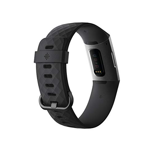 Fitbit Charge 3 - Activity Tracker Graphite/Black