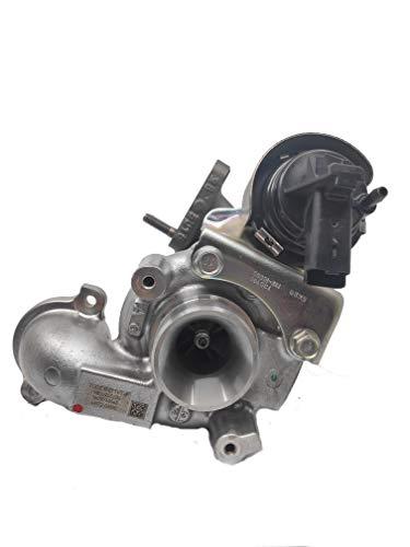 Turbocompressore per Motore Auto MTM7852RB Rigenerato da ATG, Certificato, 1 Anno di Garanzia
