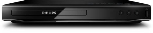 Philips DVP2880 - Reproductor BLU-Ray/DVD, Color Negro