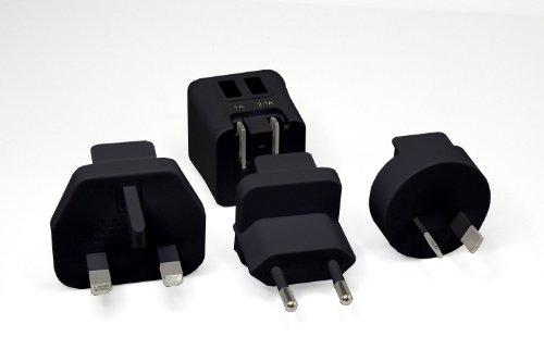Dual USB caminoa-adaptador de 3.1 A 15 W con cable de carga...