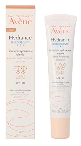Avene Hydrance BB leicht Feuchtigkeitsemulsion getönt 40 ml