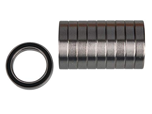 RT Reck Ward Tuning 15x 21x 4mm 6702–2RS Roulements ABEC 3(10pièces)
