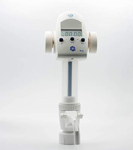 Jencons Scientific 182-026 Digitrate Pro Digital Burette, 0.1 mL to 50 mL Volume Range